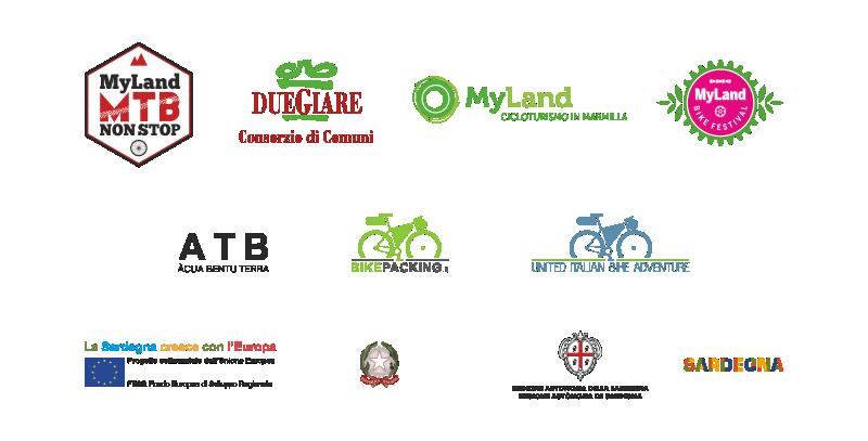 MyLand Non Stop loghi istituzionali