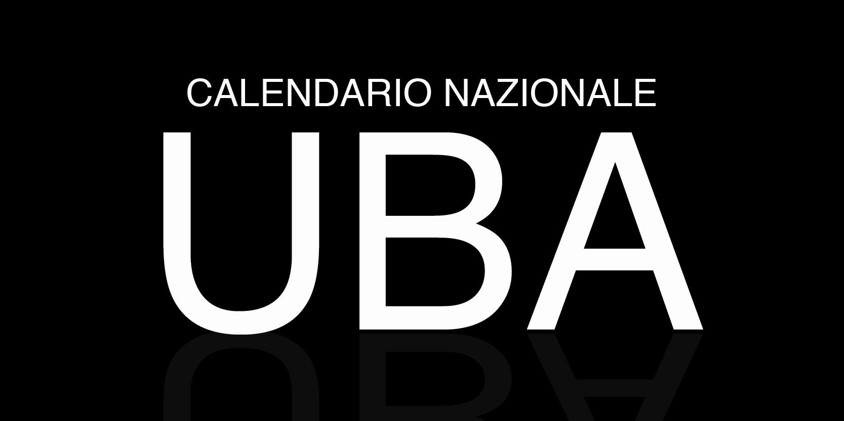 MyLand nel calendario italiano UBA